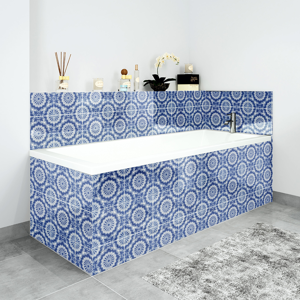Printed Bath Panels From Premier Range