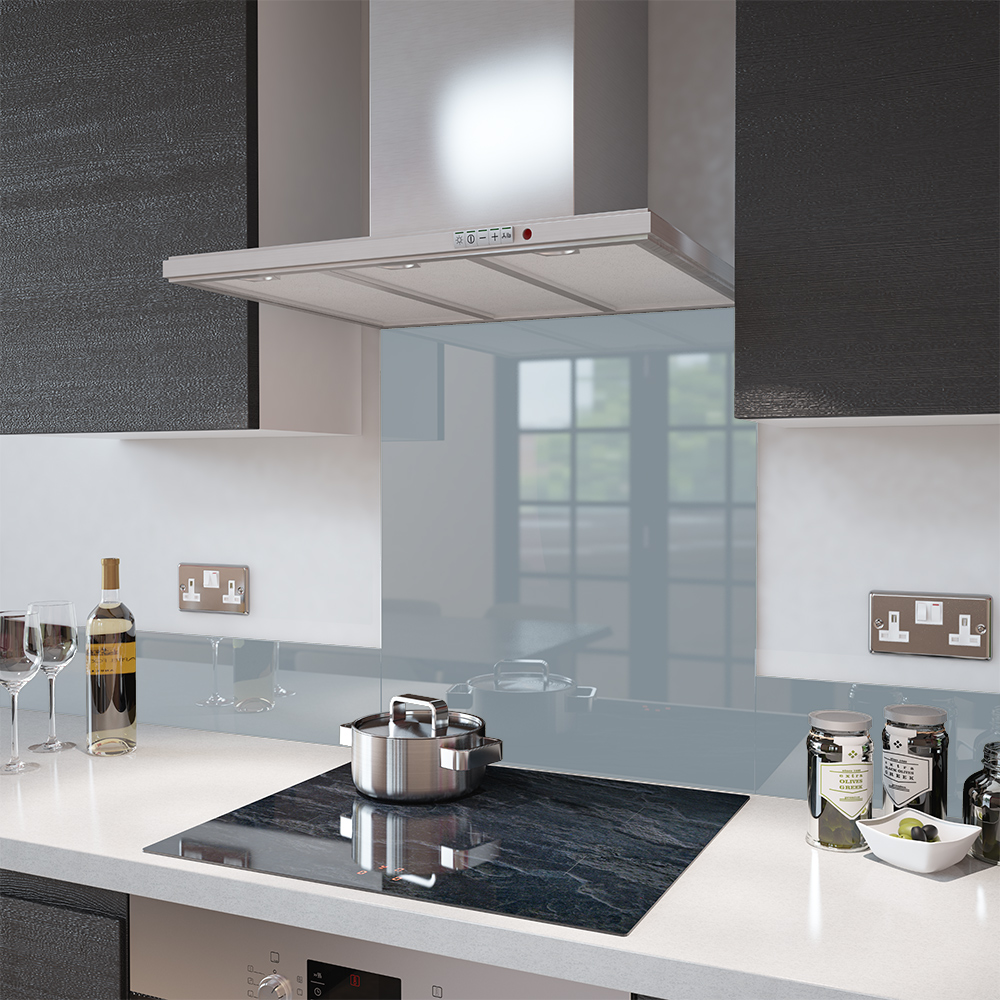 image of a squirrel grey splashback
