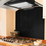 70cm Cooker Hoods With Fitted Splashback