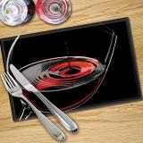 Full Colour Digital Printed Placemats
