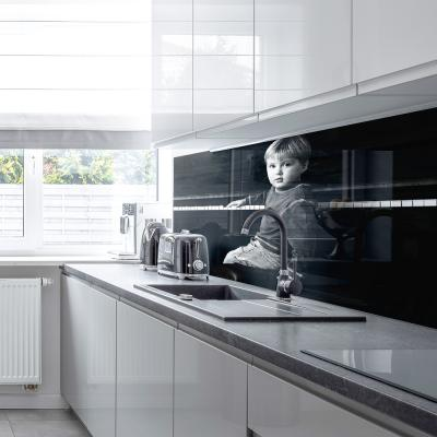 Acrylic Splashback - Personalised With Your Own Image - Made To Measure