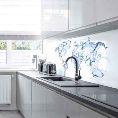 Acrylic Splashback - Printed With Shutterstock Images - Made To Measure