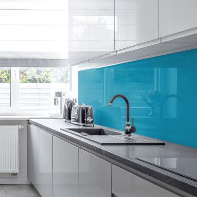 Acrylic Splashback - In Bespoke Colours - Made to Measure