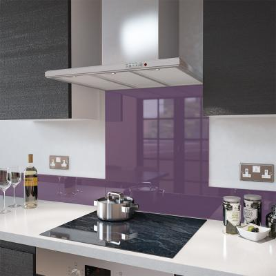 Glass Splashback - In Premier Colours - Made To Measure