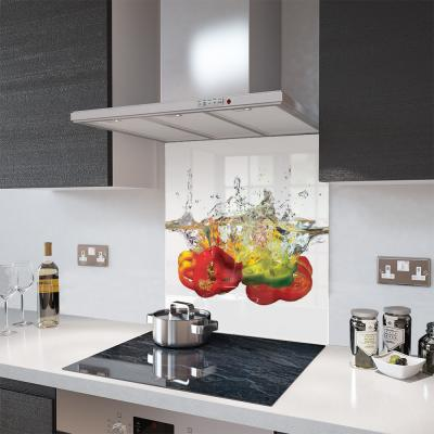Glass Splashback - Printed Digital Images - Made To Measure