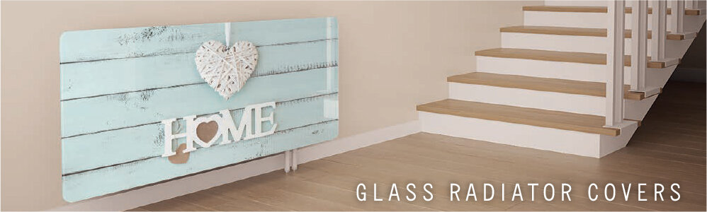 Glass Radiator Covers