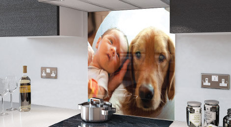 Click'n'Print Your Own Photos and Pictures Onto Glass